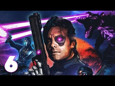 Far Cry 3: Blood Dragon - Episode 6