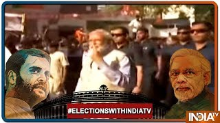 Lok Sabha election 2019: Watch non-stop election report - INDIATV