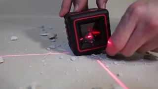 Лазерный уровень (нивелир) CUBE 3D