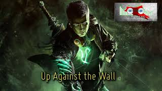 Royalty Free :Up Against the Wall