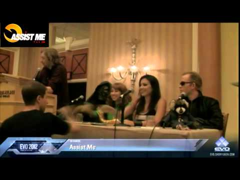 ASSIST ME! Evo 2012 Panel - Part 3
