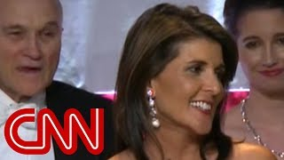 Nikki Haley jokes about Trump, Elizabeth Warren - CNN