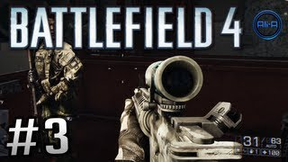 "NEW ""BATTLEFIELD 4"" Gameplay! - BF4 Gameplay 1080p HD (Part 3) - PC & Console Discussion!"