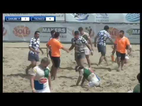 Super Beach 5's Rugby 2014 - Day 2 Grand Final