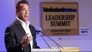 "Arnold Schwarzenegger on ""all-out war"" with Sylvester Stallone, failure and Hollywood - NDTV"