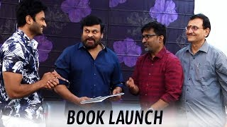 Sammohanam Book Launch By Mega Star Chiranjeevi | TFPC - TFPC