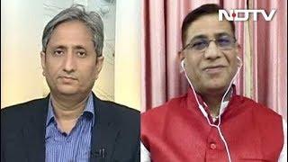 प्राइम टाइम : न्यायपालिका की स्वतंत्रता को कैसा ख़तरा? - NDTV