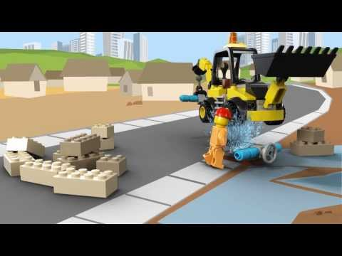 LEGO Juniors: Graafmachine (10666) - Toys XL