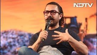 #NDTVYuva – Is Aamir Khan Making Mahabharata? Here's His Reply - NDTV