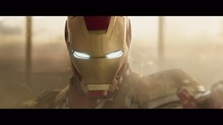 Marvel''s Iron Man 3 Domestic Trailer 2 (OFFICIAL)