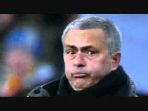Sergio Ramos Misses Penalty Fail-  Mourinho Reaction 2012