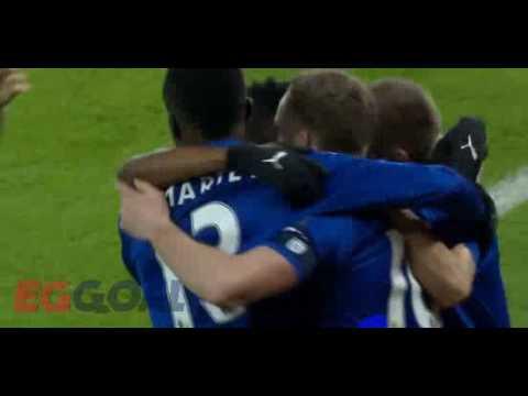 اهداف مباراة ليستر سيتي وديربي كاونتي فى كأس الإتحاد الإنجليزي دور 32