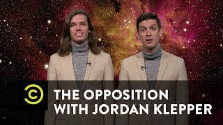 Climate Change Isn't Man-Made - The Opposition w/ Jordan Klepper - COMEDYCENTRAL