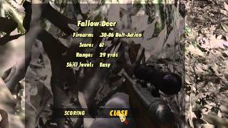 Cabela's Deer Hunt Season 2005 Gameplay And Comentary