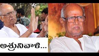 Condolences To Bapu Garu | Telugu Film Director Bapu Passes Away | Bapu Dead By Heart Attack - MARUTHITALKIES1