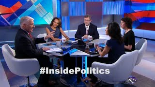 'Inside Politics' forecast: Rexit? - CNN