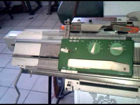 Maquina de tejer automatic 80