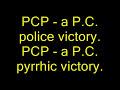 P.c.p. (Lyrics)