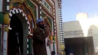 Qari Muhammad Yaqoob Naqshbandi ( marhoom ) Kalam Awaal Hammd .flv