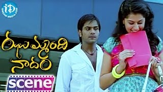 Jhummandi Naadam Movie Scenes - Taapsee Proposes Manchu Manoj || Mohan Babu || MM Keeravani - IDREAMMOVIES