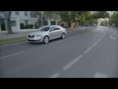 Nowa Skoda Octavia - pierwszy film