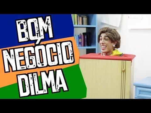 Bom Negócio Dilma - DESCONFINADOS
