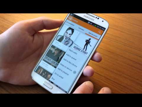Google Play Music All Access Overview [Google I/O]