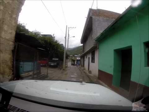 Calles de Xichu Gto
