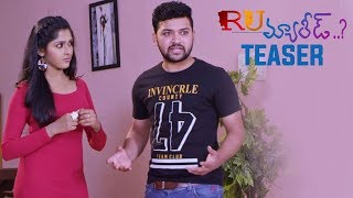 RU Married…? Movie Teaser | Mourya | Charisma | Venkatraju | TFPC - TFPC