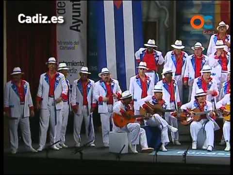 Sesión de Preliminares, la agrupación  actúa hoy en la modalidad de Coros.