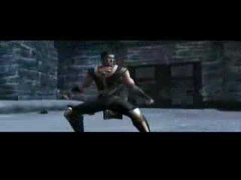 Mortal Kombat: Armageddon - Fighter Of The Wiik: Taven