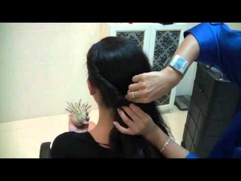 Прически от александры эдельберг длинные волосы6