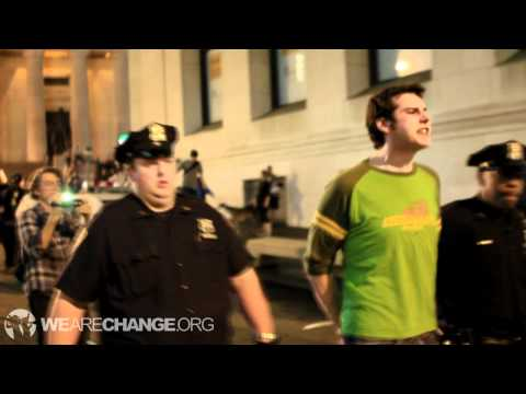 1st Amendment Violated by NYPD