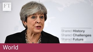 EU gives guarded welcome to May's Florence speech - FINANCIALTIMESVIDEOS