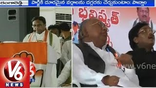 TPCC Chief Ponnala Lakshmaiah announced Telangana Congress new plan - V6NEWSTELUGU