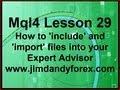 Mql4 Lesson 29