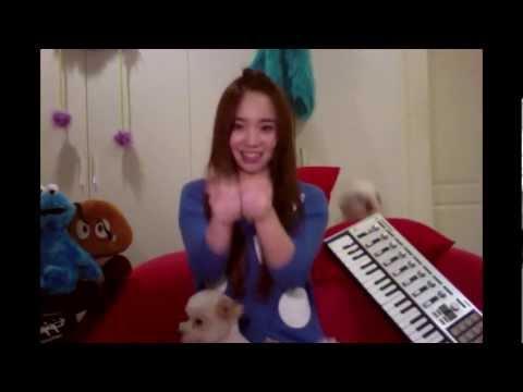 KIMBOYOMI ~ ^_^ gyiyomi song by kimberley