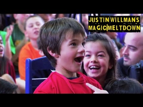 INNOCENCE & MAGIC Justin Willman s Magic Meltdown