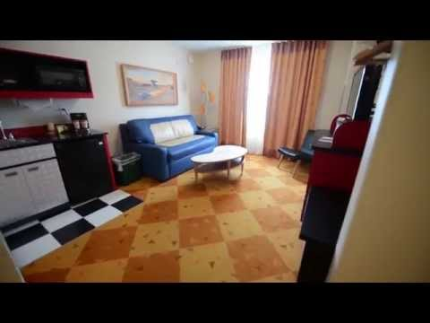 Walt Disney World Hotel Overview - Art of Animation Cars Suite
