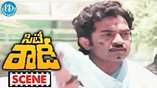 City Rowdy Movie Scenes - Goons Attack On Madhavi || Rajasekhar || M Karnan - IDREAMMOVIES