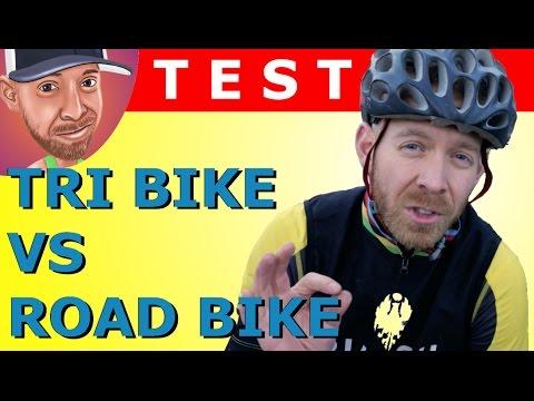 Triathlon Bike vs Road Bike Which One is Faster