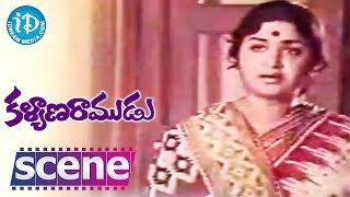 Kalyana Ramudu Movie Scenes - Major Sundarrajan Comes To Known About Ramudu's Plan || Ilayaraja - IDREAMMOVIES