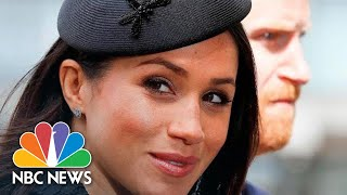 Meghan Markle Faces Down Royal Pressures Ahead Of Wedding | NBC News - NBCNEWS