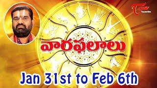 Vaara Phalalu   Jan 31st to Feb 06th 2016   Weekly Predictions 2016 Jan 31st to Feb 06th - TELUGUONE