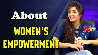 Women are very Unsafe in this World: Ritika Singh || Guru || Shivalinga || NTV - NTVTELUGUHD