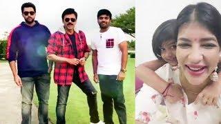 Tollywood Celebrities Wishes Happy Dussehra To Fans | Venkatesh | Varuntej | Manchu Lakshmi - RAJSHRITELUGU