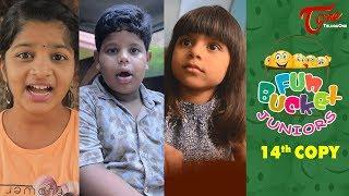 Fun Bucket JUNIORS | Episode 14 | Kids Funny Videos | Comedy Web Series - TELUGUONE