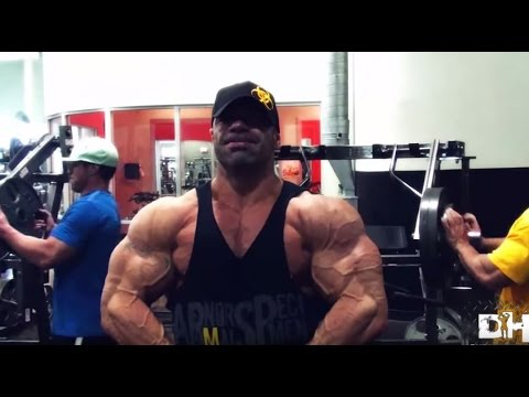 Dusty Hanshaw 17 Days out from Pro Debut - Europa Phoenix Pro