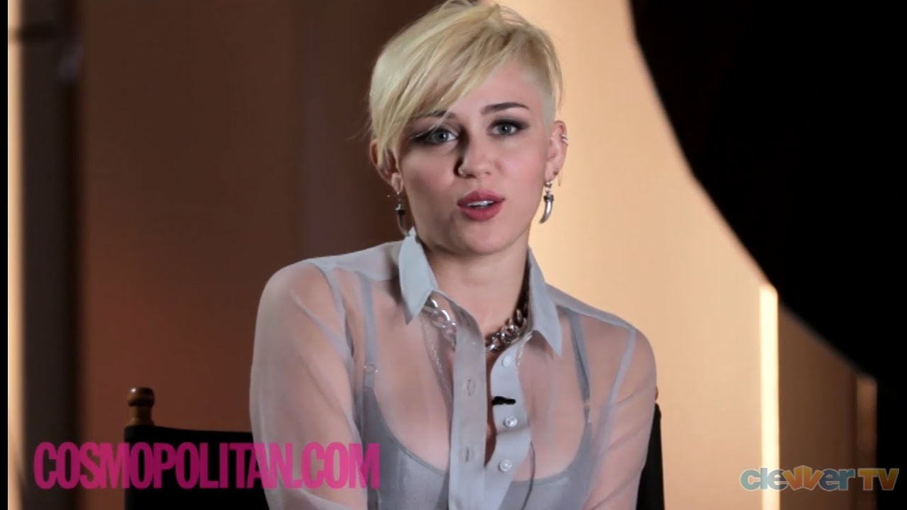 Miley Cyrus Interview - New Music Details in Cosmopolitan Magazine