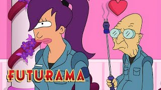 FUTURAMA | Season 4, Episode 4: Romanticorp | SYFY - SYFY